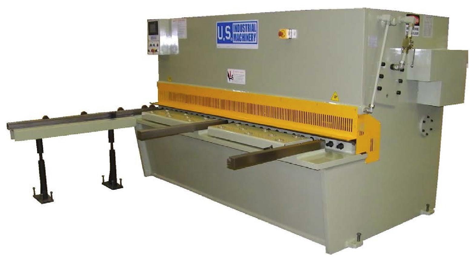 Us Industrial Us8500 8 X 1 2 Hydraulic Shear New Metal